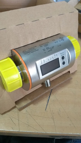 Sensor Fluxo Indutivo Magnético Ifm Sm8000 Smr11ggxfrkg/us.