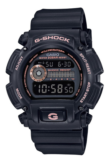 Relógio Casio G-shock Dw-9052gbx-1a4dr+ Garantia Nota Fiscal