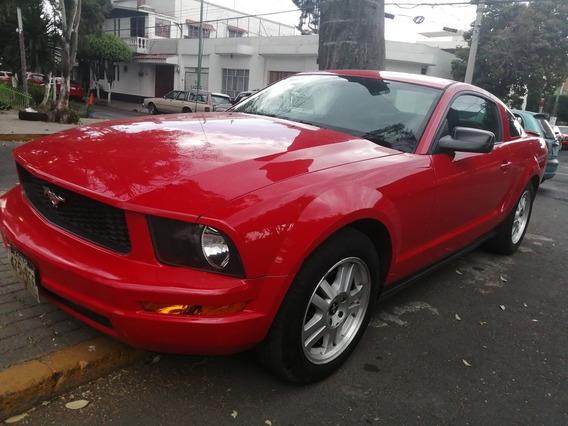 Ford Mustang Lujo V6 Mt 2008