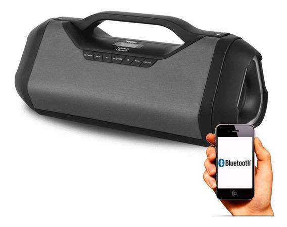 Caixa Som Portátil Bluetooth Pbs200bt 180 Rms Potente Philco