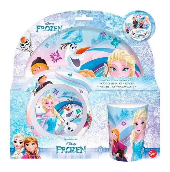 Frozen Set 3 Piezas 17990