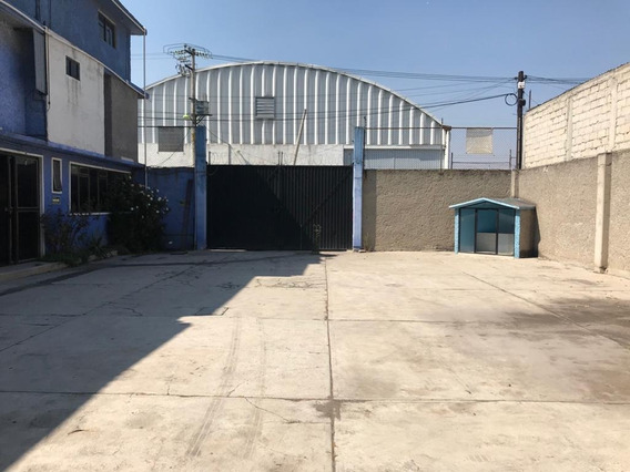 Bodega En Renta En Ecatepec, Obraje