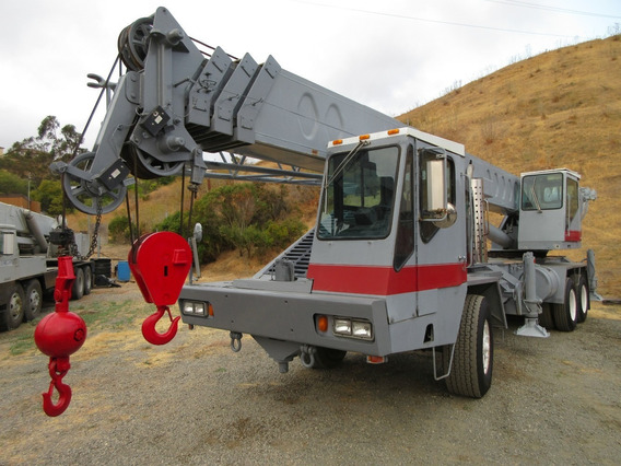 Grúa Link Belt 35 Tons Impecable $999,000