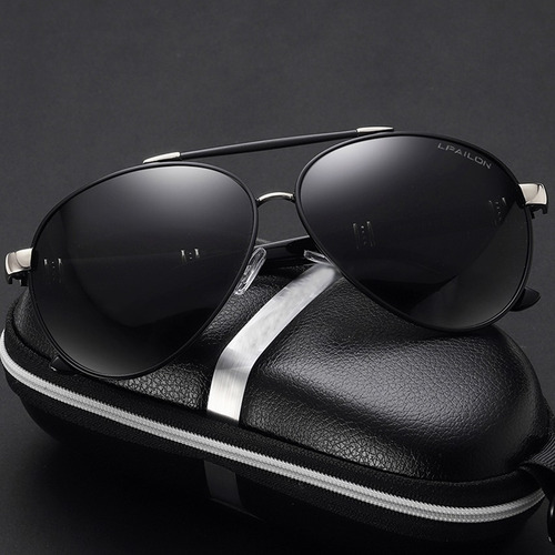 Imagen 1 de 7 de Tac Lentes Gafas De Sol Para Hombre Uv400 Polarizadas Moda