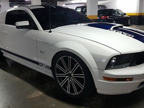 Ford Mustang Gt V8 Automatico Estudo Troca