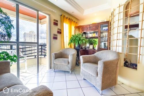 Imagem 1 de 10 de Apartamento À Venda Em São Paulo - 23641