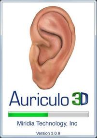 Auriculo 3d - Software De Auriculoterapia V 3.0.9 + Brinde