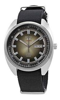 Reloj Seiko 5 Tortuga Deportivo 328.1ft Reloj Gris Gradat