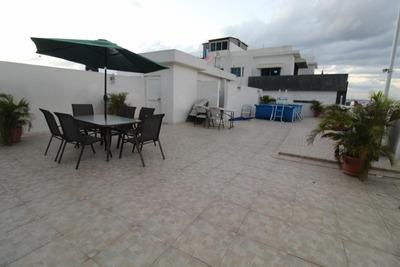 Apartamento En El Millon Con 3 Parqueos Y Terraza - Rd$6,650