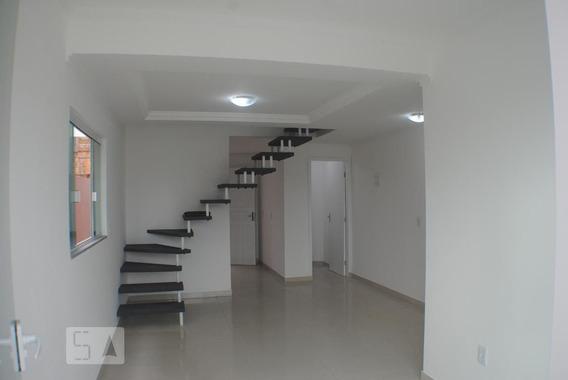 Casa Com 2 Dormitórios E 2 Garagens - Id: 892954855 - 254855