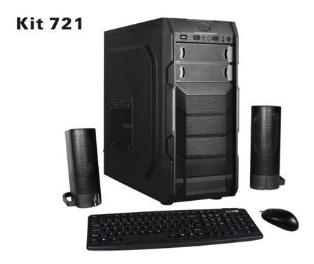 Cpu Intel I3 3.0ghz Memoria 4gb Ddr3 Hd 500gb Sata 3