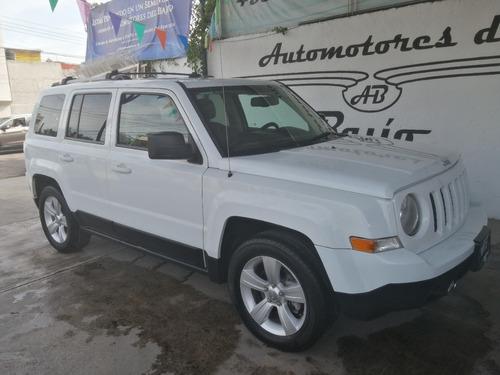 Imagen 1 de 11 de Jeep Patriot Limited , 2015, 85,000km, Piel, Quemacoco