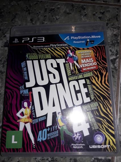 Jogo Ps3,just Dance 4