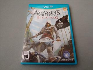 Assassins Creed 4 Black Flag Original Para Nintendo Wii U