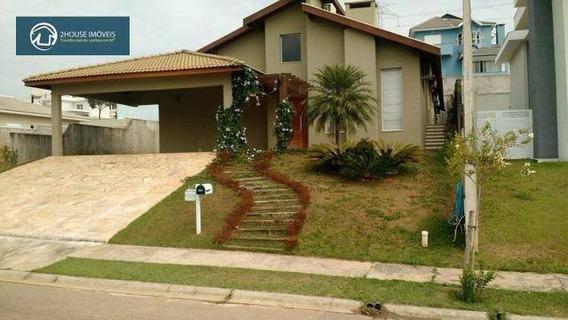 Oportunidade No Condomínio Reserva Da Serra, Em Jundiaí! - Ca3187