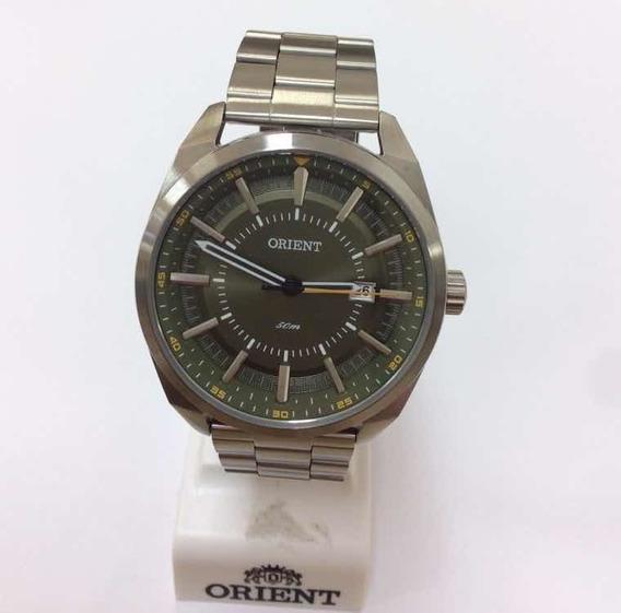 Relógio Orient Analógico Mbss1346