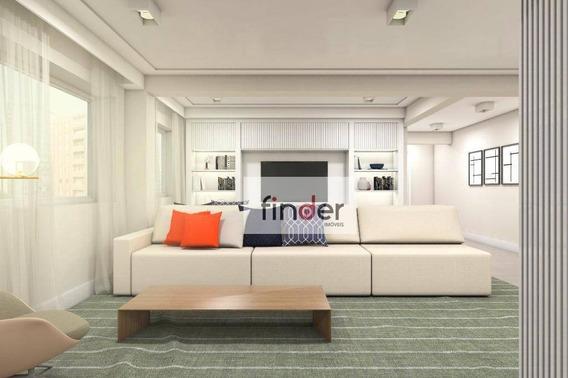 Apartamento Reformado Com 2 Dormitórios À Venda, 138 M² Por R$ 1.820. - Metrô Oscar Freire, Rua Da Consolação, 3630 No Jardim América - São Paulo/sp - Ap12888
