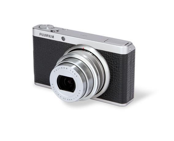 Câmera Digital Fujifilm Xf1 Preta