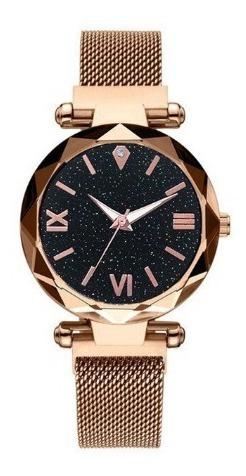 Relógio Feminino Luxury Frete Grátis