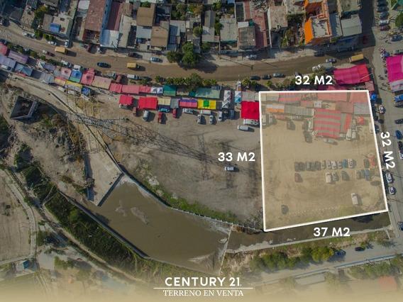 Terreno Con Uso De Suelo Mixto A La Altura Del Florido En Tijuana B.c.