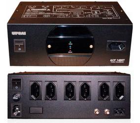 Condicionador Transformador Acf1400t 220/120v Nbr Upsai