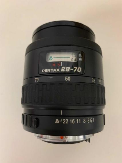 Lente Smc Pentax Fa 28-70mm Macro F/4