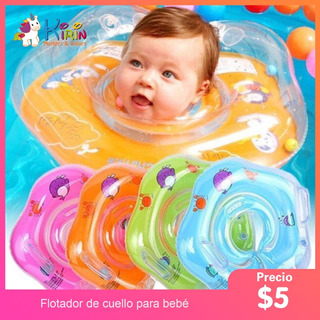 Kirin Flotador De Cuello Para Bebés Niños Natación