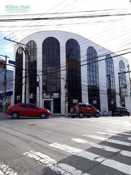 Prédio Para Alugar, 975 M² Por R$ 44.000/mês - Centro - Guarulhos/sp - Pr0081