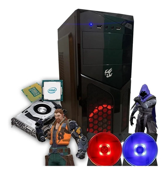 Pc Gamer Core I3 + 8gb Memória + 500gb Barato Pronta Entrega