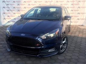 Ford Focus 2.0 L St Mt 2017 Nuevo O K.m.