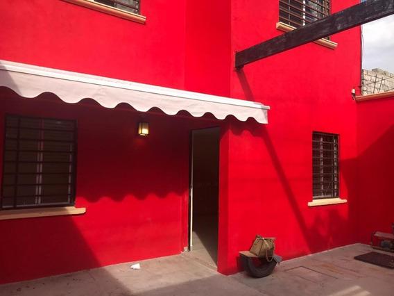 Casa En Renta En Col San Pablo Queretaro Rcr200624-ss