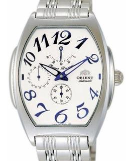 Reloj Orient Automatico Cezab007w Reserva De Marcha Garantía