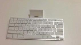 Teclado Original Apple Dock Keyboard (a1359) iPad / iPhone