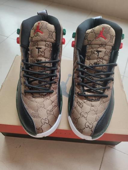 Tenis Air Jordan13 Gucci