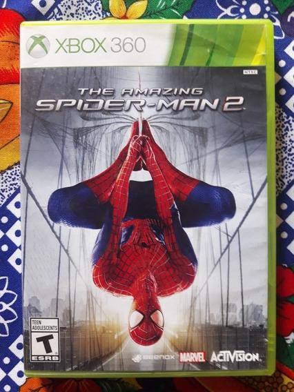 The Amazing Spider Man 2 Xbox 360 Português