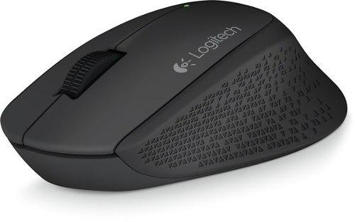 Mouse Inalambrico Logitech M280 Gamer Azul  Rojo Gris Negro