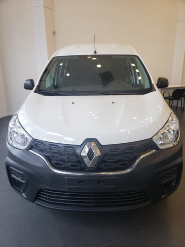 Renault Kangoo 1.6 Furgon Ph3 Confort 5as  Auto Camioneta Os