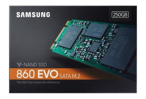 Ssd Samsung 860 Evo Sata M.2