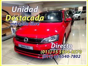 Volkswagen Vw Vento Gli Turbo 0km Tsi Nuevo (no Tiguan) My1