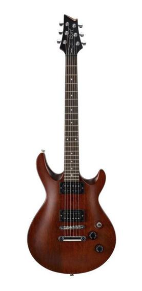 Guitarra Electrica Cort M200 Walnut Satin