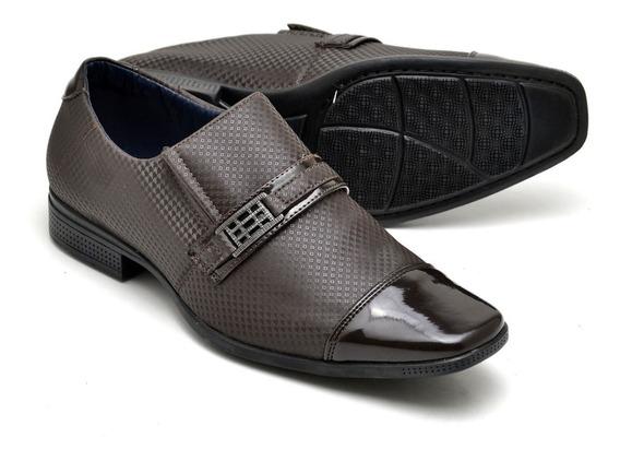 Sapato Social Esporte Fino Masculino Noivos Traje A Rigor
