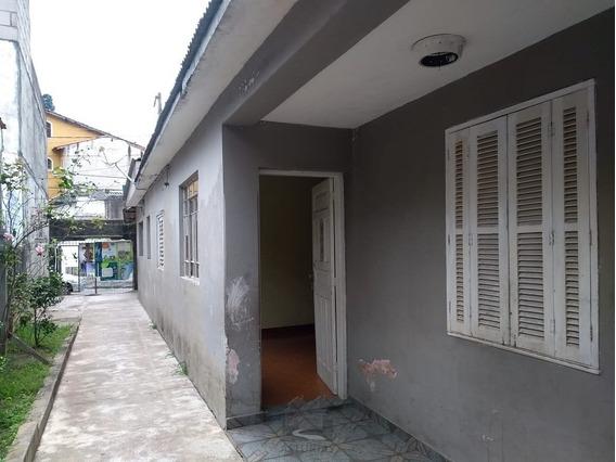 Casa Térrea Para Locação No Centro Da Penha - 3192-2