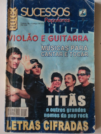 Revista:cifras:rock:ed.32:titãs,ultraje...kiss,rita Lee
