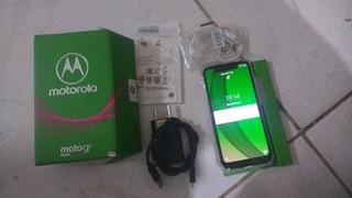 Motorola G7 Play De 32gbCom Todos Acessórios
