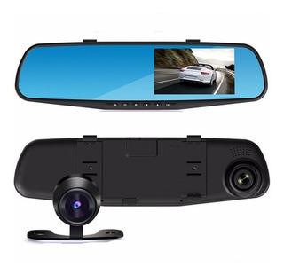 Espejo Con Grabadora De Video/ Cámara De Estacionamiento