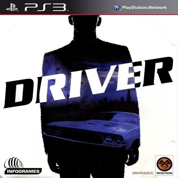 Driver Ps1 Classic - Jogos Ps3 Playstation 3