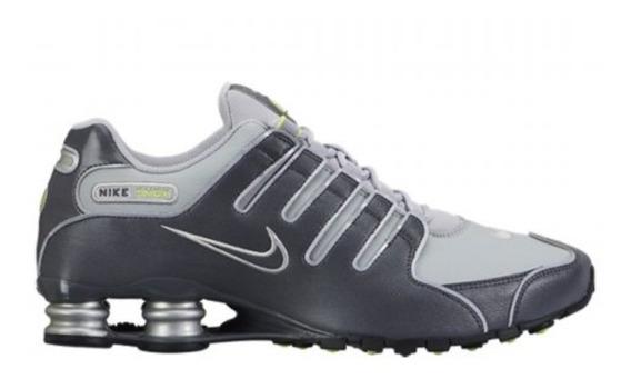 Tênis Nike Shox Nz Ref: 378341-009 Tam.45/46/47