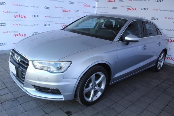 Audi A3 Attraction 1.8t Plata 2015