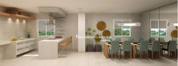 Apartamento Residencial À Venda, Vila Brandina, Campinas. - Ap0332