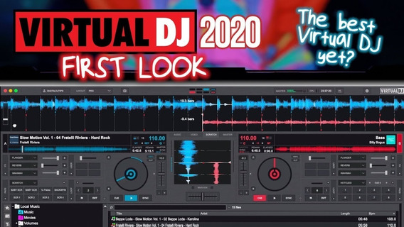Virtaul Dj 2020 Para Todas As Controladoras.